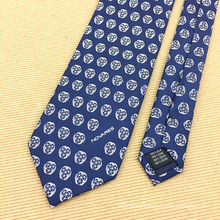 No Minimum 100% Silk Digital Print Men's Custom Ties