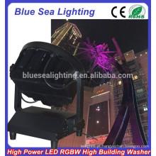 GuangZhou 100pcs x 10W 2014 de alta potência super brilhante conduziu luz de inundação