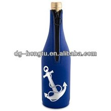 Fashionable custom low price neoprene bottle cover