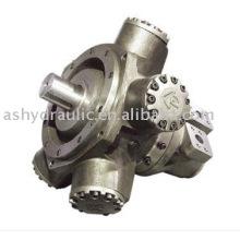 Staffa HMC de HMC080, HMC100, HMC125, HMC200, HMC270, HMC325 moteur à piston hydraulique à deux vitesses