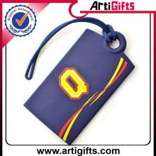Handmade sports long plastic cruise luggage tag