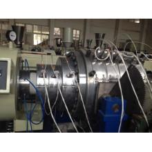 Máquina de extrusión de PVC tubería de agua