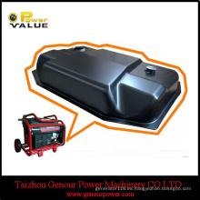 Generador de gasolina Utilice el tanque de combustible del generador de China 4L 6L 15L 25L inoxidable