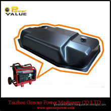 Utilisation de générateur d'essence Chine Réservoir de carburant de générateur de l'acier inoxydable 4L 6L 15L 25L