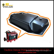 Gasoline Generator Use China Stainless 4L 6L 15L 25L Generator Fuel Tank