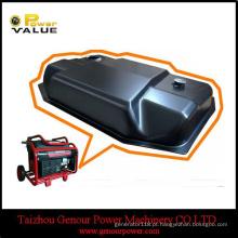 Gasolina Gerador Uso China Inoxidável 4L 6L 15L 25L Gerador de Tanque de Combustível