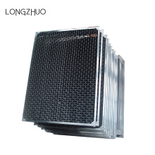 130mm Menara Penyejuk Air Inlet Louver
