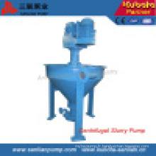 Sanlian Paper et Flotation utilisent la pompe verticale Froth Pump (ASP1090)