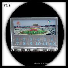 Impression photo couleur cristal Y018