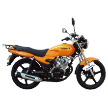 HS125-9B GN150 New Yellow Street Motorcycle 2 Wheeler
