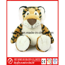 Christmas Lavender Wheat Bag Heated Tiger Toy Gift