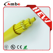 Cable de fibra óptica de desmontaje de uso múltiple