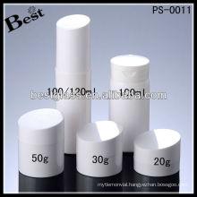 100ml plastic bottle, PS lotion bottle