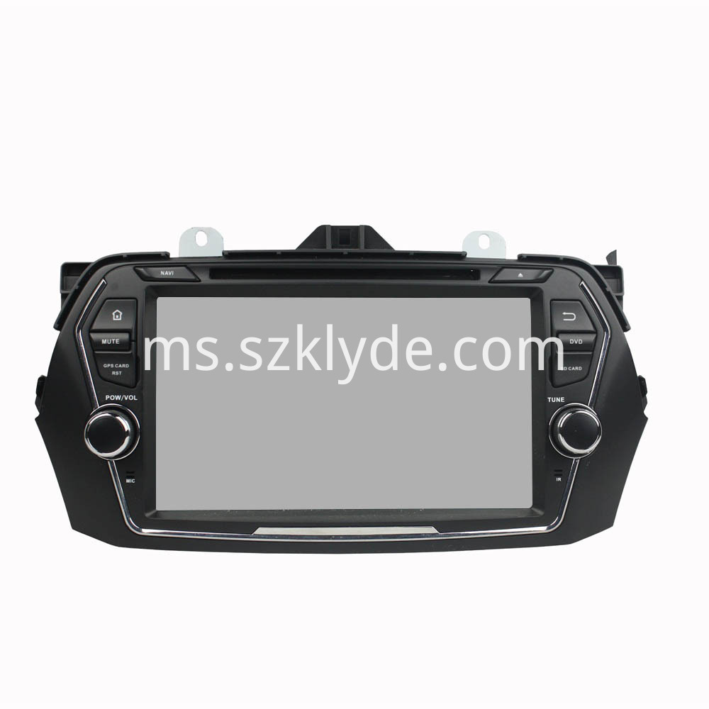 car multimedia system for CIAZ 2015