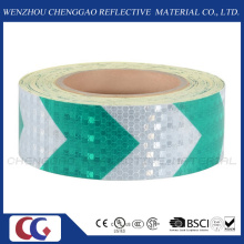 High Visibility PVC Traffic Standard Reflective Fabric Tape (C3500-AW)