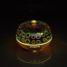 3d Magic Led Lamp Essential Oil Aroma Diffuser