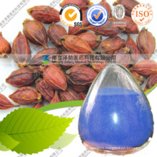 Food Extract E30-E200 80 Mesh Gardenia Blue Powder