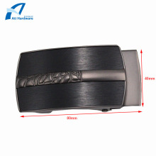 Fashion Men's Leather Belt Buckle Automatic Buckle