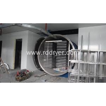 Banana freeze drying machine