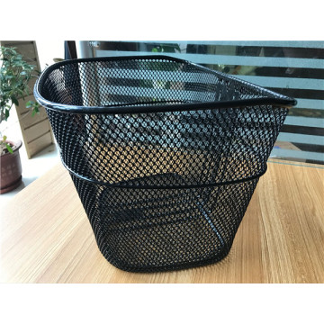 Wire Mesh Bicycle Basket Pet Bike Basket