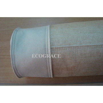 High Efficiency air Filter PPS Cloth Filter Bag
