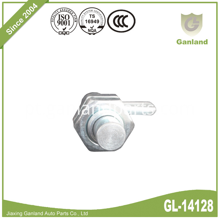 Spring Loaded Bolt Weld On GL-14128-4