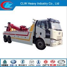 Heavy Duty Faw 280HP Rotator Tow Truck and Wrecker Truck