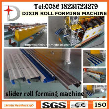 Dx Metal Slider Channel Roll formant la machine