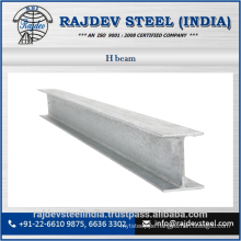 Superior Quality Pure Steel H Beam for Industrial Use