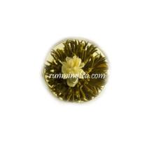 Personalizado artesanais mini flor artística chá de florescência