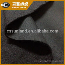 TPU bonded knitted polyester interlock with polar fleece fabric