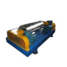 Waste Water Decanter Centrifuge