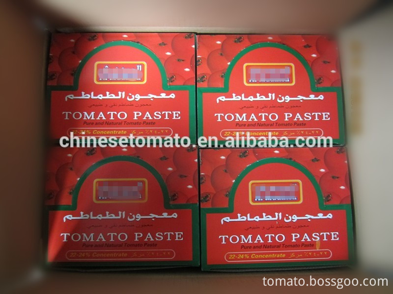 2017 Hot selling delicious Tomato Paste