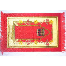 Islamic Prayer Mat Thin Namaz Sajjadah Muslim Janamaz