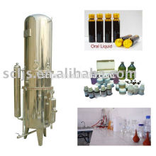 Máquina de agua destilada de alto efecto GJZZ-1000