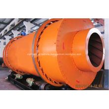 Triple Cylinder Drum Dryer For Slime Slag Drying