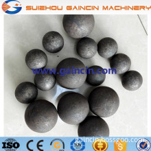 dia.20mm,25mm forged grinding media balls, grinding media mill balls, steel forged grinding media balls for mining mill