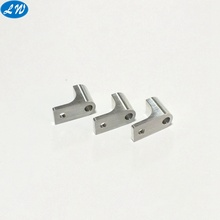 CNC micro machining anodized aluminum tattoo machine parts