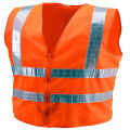 Adult High Vis Viz Reflective Safety Vest Waistcoat with EN20471 Certificate