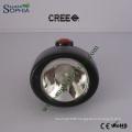 IP68 2800mAh 5W CREE LED Mining Helmet Light