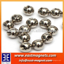hot sale neodymium iron electric ball sphere magnet