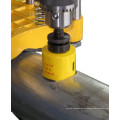 14-150mm hole saw cutter / electric pipe hole making machine JK150