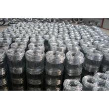 Hot dipped galvanized field hinge joint farm fence