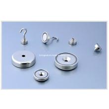 NdFeB Ganchos magnéticos de diferentes formas