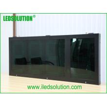 Nouvel affichage extérieur de prix de gaz de Digital LED de station service d'essence de Ledsolution