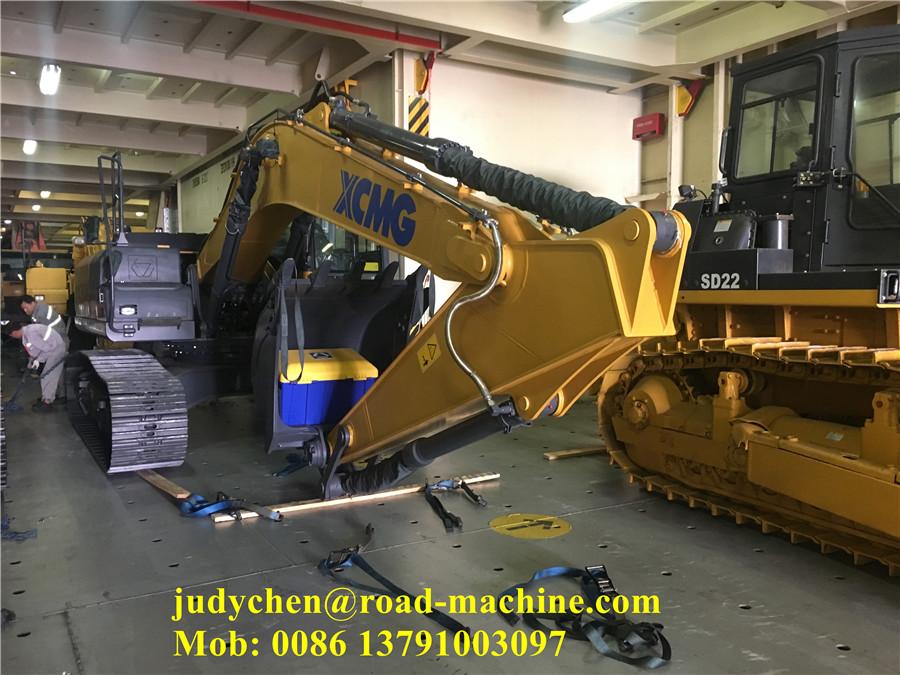Xcmg 15ton Excavator Xe150d Excavator