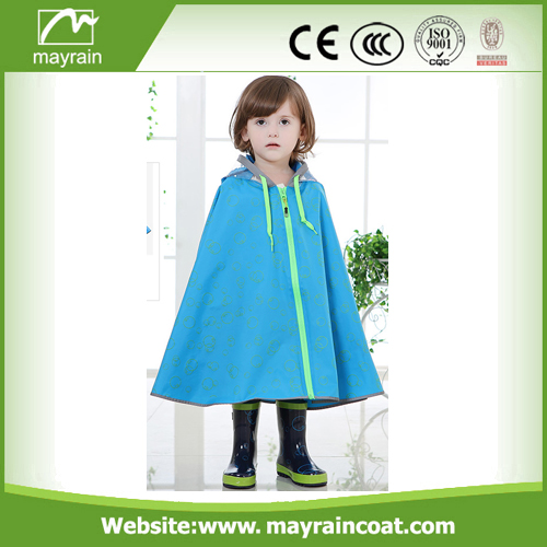 Lovely PVC Kids Rain Suit