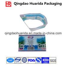 Kundenspezifisches Logo bedrucktes PVC schrumpft Etiketten für Wasserflasche
