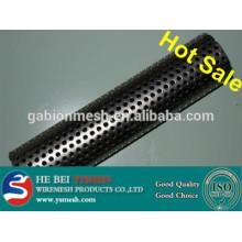 (Fábrica) tubo redondo del filtro del acero inoxidable del agujero / filtro redondo del agujero / tubo del filtro / China tubo del filtro /