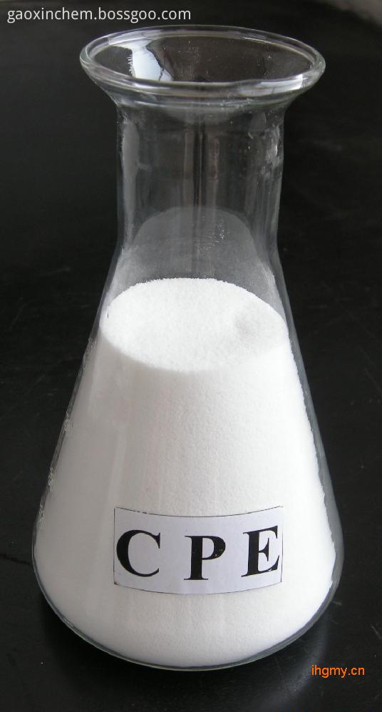 CPE resin